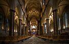 Salibury Cathedral by igotmeacanon