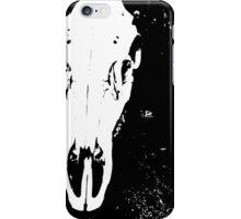 Cow Elk Skull iPhone Case/Skin