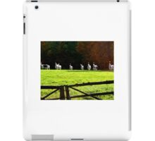 Christmas Cows iPad Case/Skin