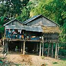 Country House - Cambodian style by Maximus
