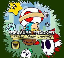Treasure Tracked: Captain Toad's Fortune by Macaluso