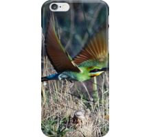 Bee-eater Take Off iPhone Case/Skin