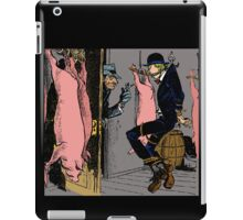 Meat Brawl - Color iPad Case/Skin