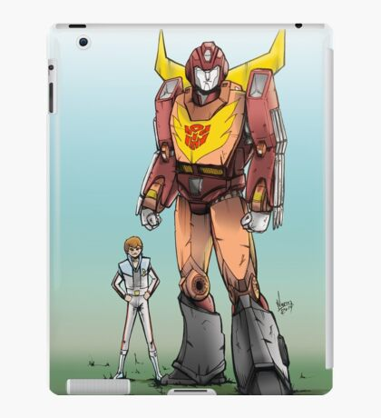 Nothing's Gonna Stand in our Way iPad Case/Skin