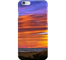 Sauble Beach Sunset iPhone Case/Skin