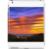 Sauble Beach Sunset iPad Case/Skin