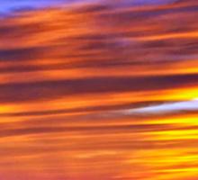 Sauble Beach Sunset Sticker