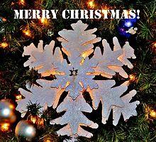 A Pretty Christmas Card by Eileen Brymer