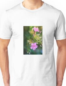 blooming flowers Unisex T-Shirt