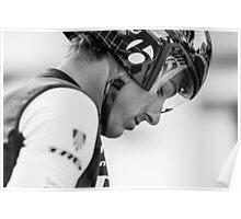 Fabian Cancellara (Trek Factory Racing) Poster