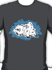 slide T-Shirt