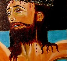 Yeshua. by Rusty  Gladdish