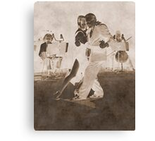 The Art of Tango 2 Canvas Print