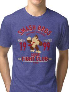 Dk Island Fighter Tri-blend T-Shirt