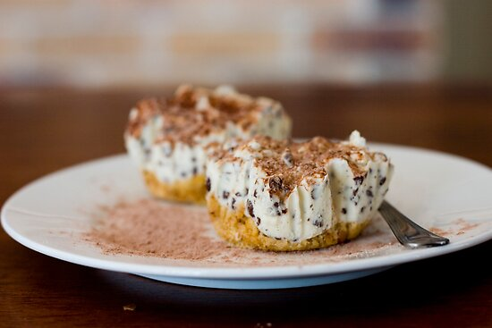 Bailey's Cheesecake by Alecia Scott