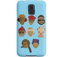 Wes Anderson's Hats Samsung Galaxy Case/Skin