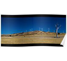 buangor wind farm Poster