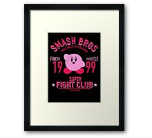 Dream Land Fighter Framed Print