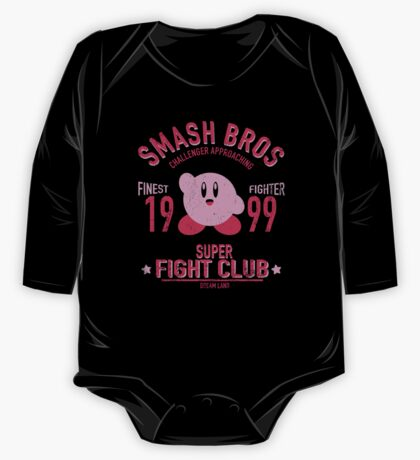 Dream Land Fighter One Piece - Long Sleeve