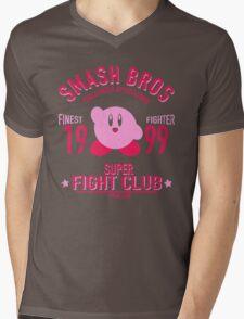 Dream Land Fighter Mens V-Neck T-Shirt