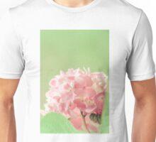Pale flowers Unisex T-Shirt
