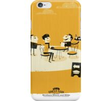 Brothers Mitch & Mike iPhone Case/Skin