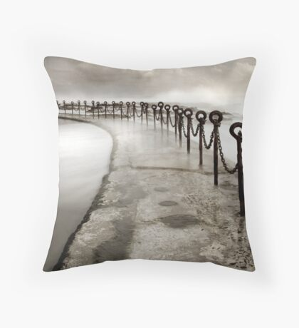 Newcastle Canoe Pool Throw Pillow