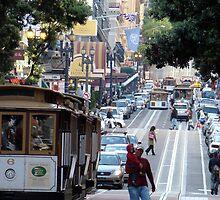 San Fran tram by shaariq