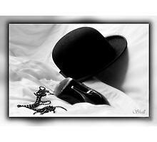 A Gentleman Calls! Photographic Print