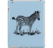 PLAINS ZEBRA-2 iPad Case/Skin
