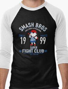 Eagleland Fighter Men's Baseball ¾ T-Shirt
