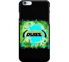 NoisyDubs Splash iPhone Case/Skin