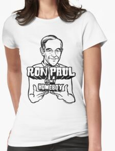 Ron Paul Is My Homeboy T-Shirt