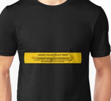 Logical Fallacy - Illicit Minor Unisex T-Shirt