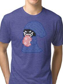 Pixel Egg Thief - Spyro Tri-blend T-Shirt