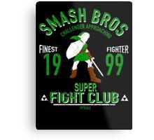 Hyrule Fighter Metal Print