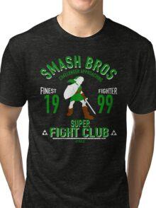 Hyrule Fighter Tri-blend T-Shirt
