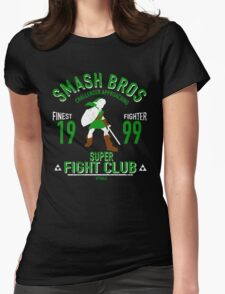 Hyrule Fighter Womens Fitted T-Shirt