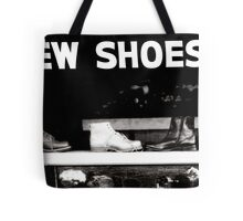 New Shoes  Tote Bag