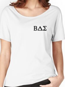 Greek Bae Women's Relaxed Fit T-Shirt