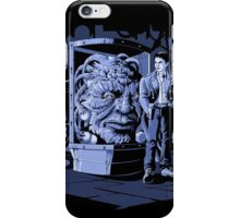 Old Acquaintances iPhone Case/Skin