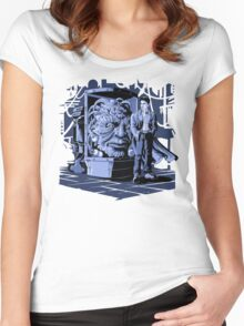 Old Acquaintances Women's Fitted Scoop T-Shirt