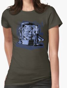 Old Acquaintances Womens Fitted T-Shirt