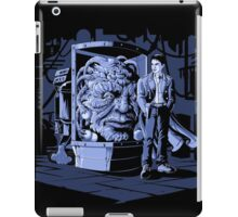 Old Acquaintances iPad Case/Skin