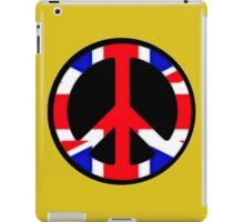 UK-PEACE iPad Case/Skin