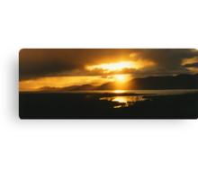 Dingle Peninsular Canvas Print