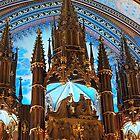 Notre-Dame de Montréal Basilica by Rina  Kupfer