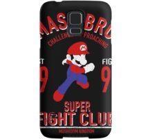 Mushroom Kingdome Fighter Samsung Galaxy Case/Skin
