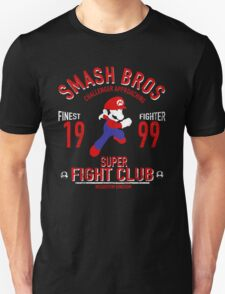 Mushroom Kingdome Fighter T-Shirt