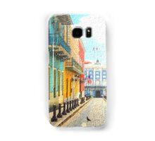 Old San Juan Samsung Galaxy Case/Skin